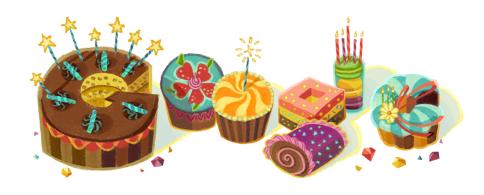 googlebday