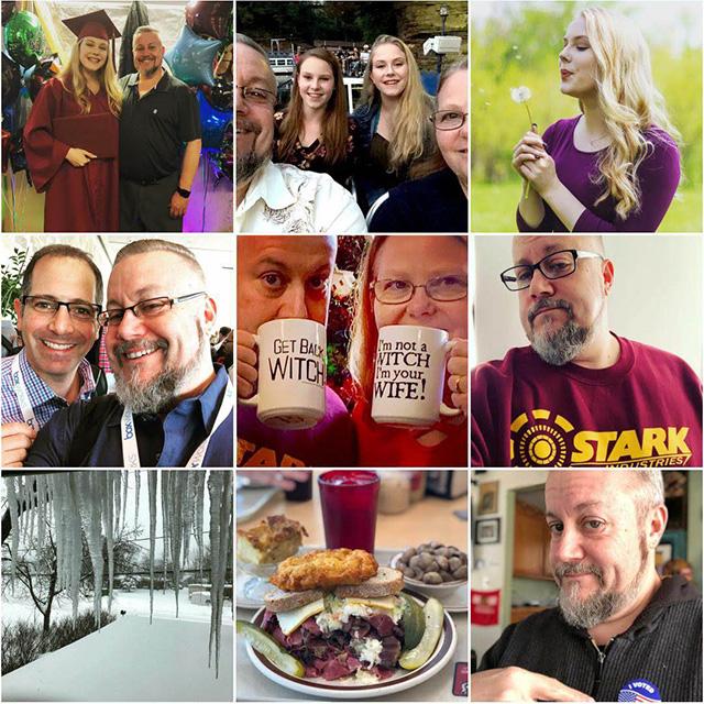 Top Nine Instagram Photos of 2018